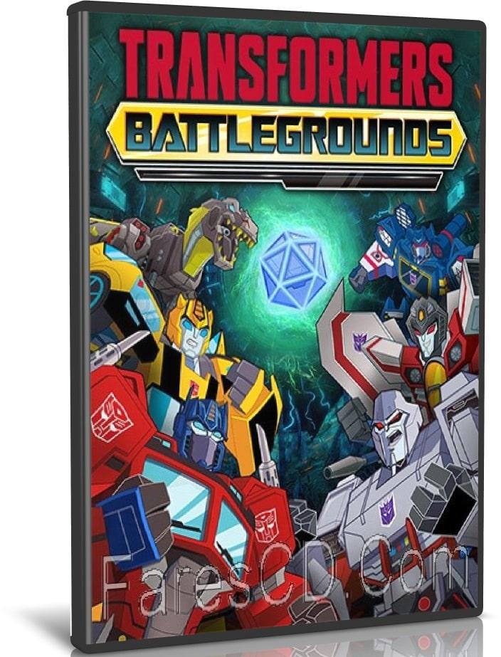 تحميل لعبة Transformers Battlegrounds