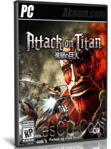 تحميل لعبة Attack on Titan Wings of Freedom