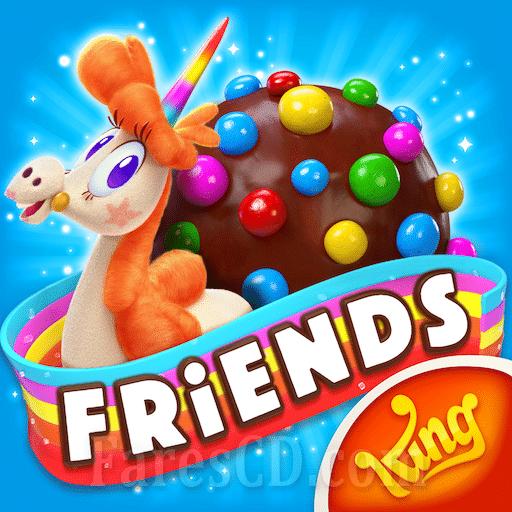 لعبة   Candy Crush Friends Saga MOD   أندرويد
