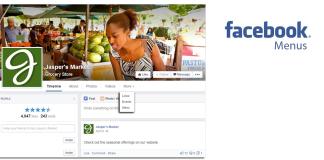Web marketing: nuove possibilità su facebook per i ristoranti
