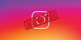 instagram shadowban cos'è