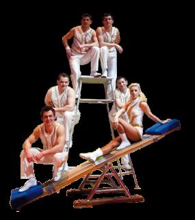 bascule du cirque bouglione