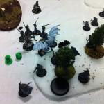 Venethrax wades through Legion