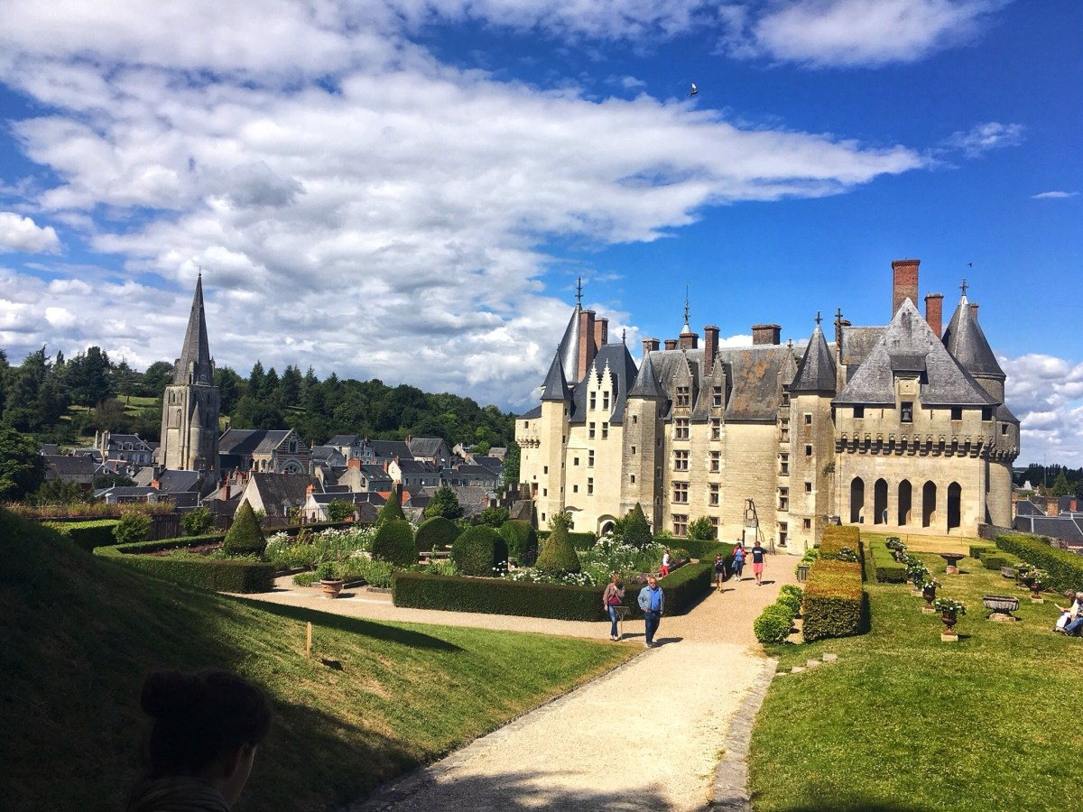 Château de Langeais, an authentic piece of a castle.