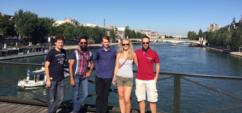 Les Jongleurs de Paris