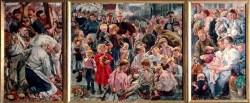 2017-orsay-leon-frederic-1897-les-ages-de-l-ouvrier Museums: Moreau — Orsay — Longchamp