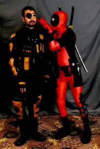 2016 CoreCon Costume Contest Winner: Space Captain Award: Not the annoying Wilson- Deathstroke The Kamikaze Snowmen No Award: Meet the Wilsons by Zachary and Chris