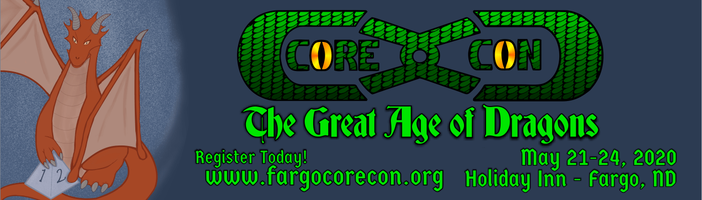 CoreCon 12 The Great Age of Dragons