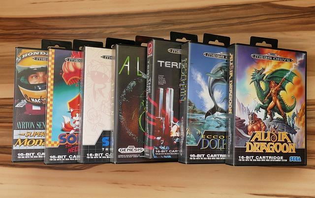 Sega old games