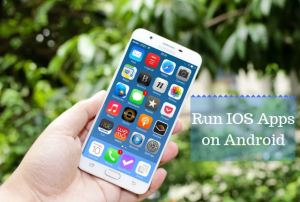Iemu apk helps to emulate ios apps on Android