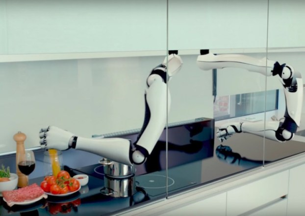 Kitchen Robotics