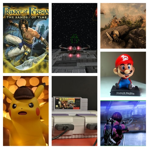 list of all gamecube games