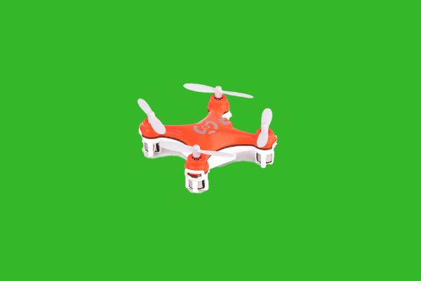 Cheerson CX-10 Mini is one of the best nano camera drones for beginners