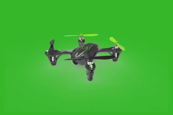 Quadcopter mini drone