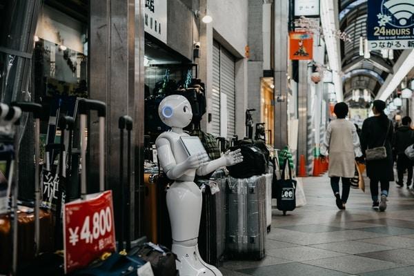 Robotic nature in future