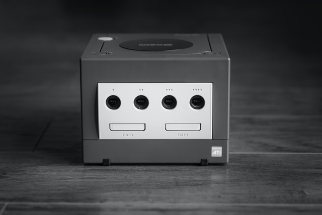 Nintendo gaming console