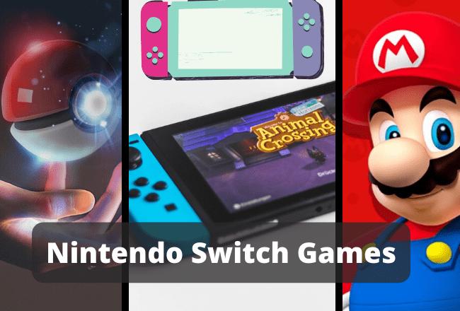 List of Nintendo switch games