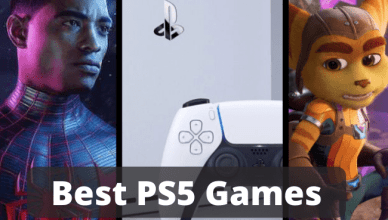 Introduction of PS5 and Its Games
