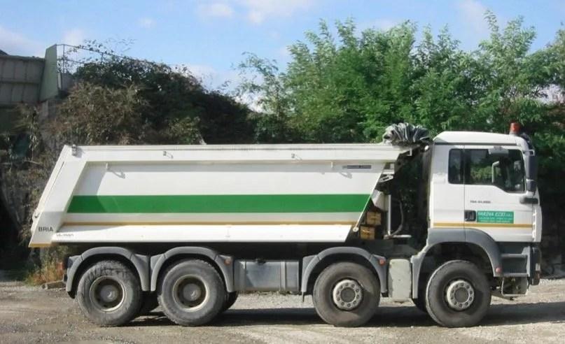 discarica e smaltimento rifiuti