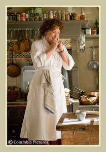 Julie and  Julia: the movie