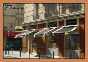 A Parisian Bakery: Le Quartier du pain