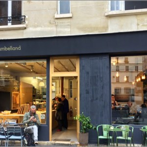 Paris: Boulangerie Chambelland