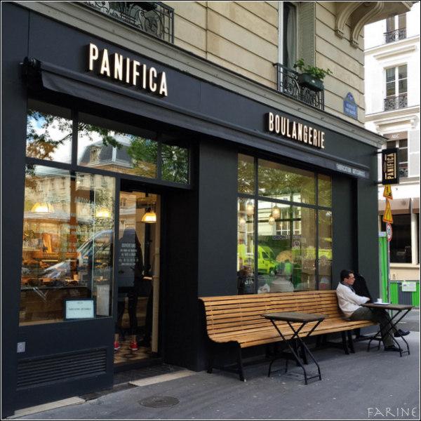 Boulangerie Panifica - outside shot