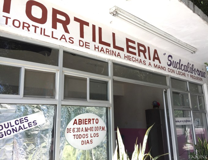 Tortillería La Paz