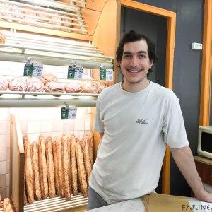 Meet The Baker: Luc Poggio