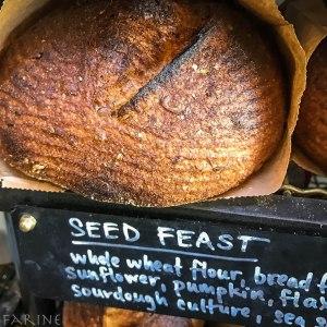 Seed Feast loaf