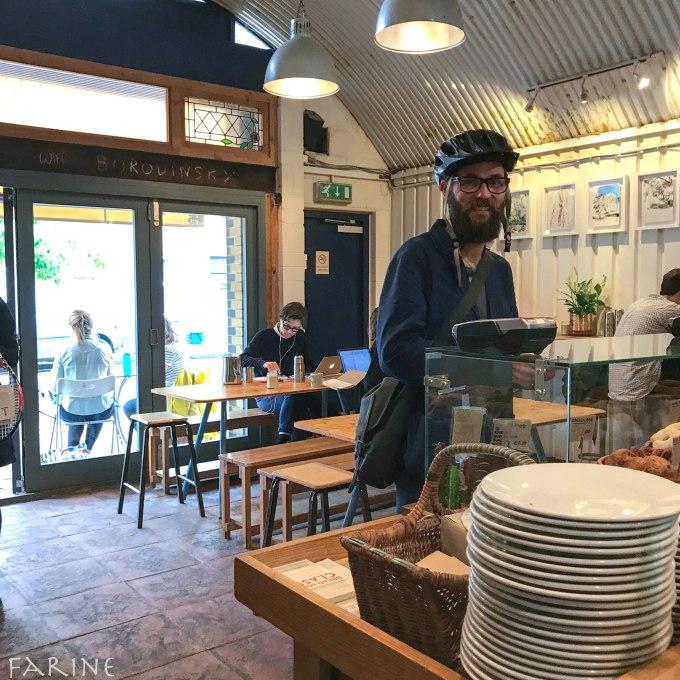 Café/bakery