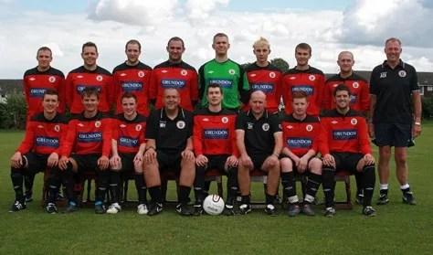 Faringdon Town FC First Team - 2011/12