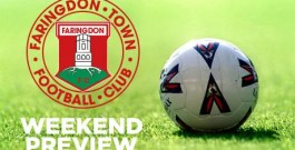 Weekend Preview – 21st October 2017 – Faringdon Town FC