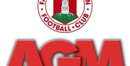 Faringdon Town FC – AGM