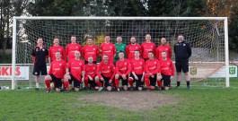 CHAMPIONS – Match Report – Faringdon Town Vets v Benson Lions