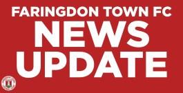 Faringdon Town FC Corona Virus Update