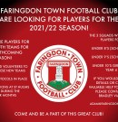 New Players – FTFC YOUTH