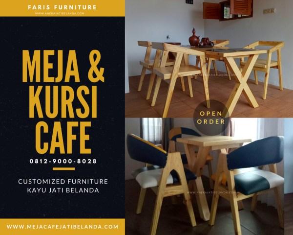 Open Order Meja Kursi Cafe