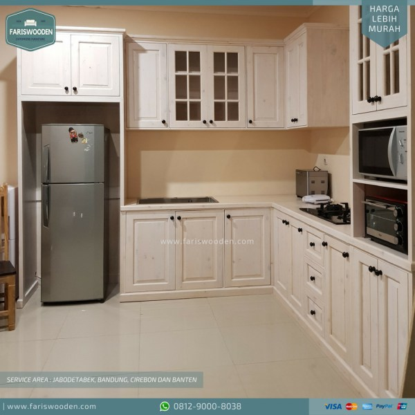 Kitchen Set Jati Belanda