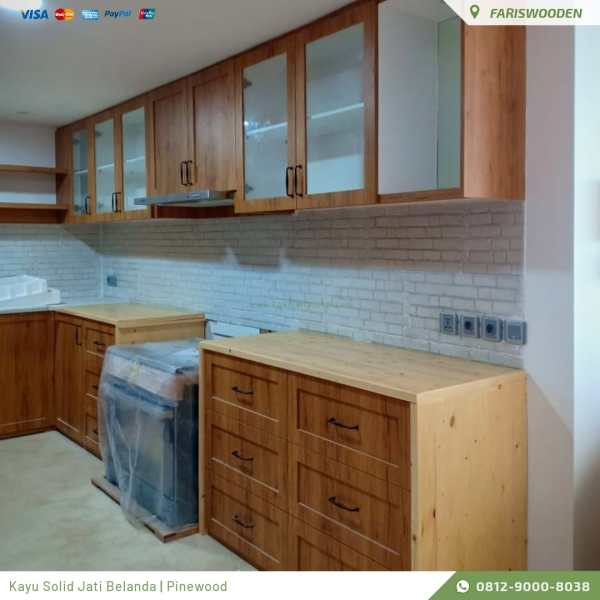 Kitchen Set Warna