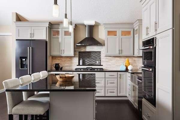 modern mutfaklar modelleri