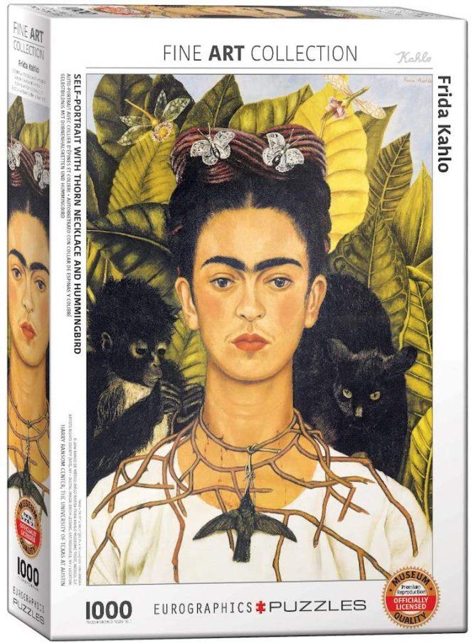 Frida Kahlo Yapboz