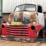 Farm Fresh S 1950 Coe Farm Fresh Garage Ltd Classic American Truck Parts Shop Workshop Rat Rods