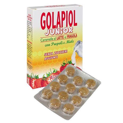 GOLAPIOL JUNIOR LATTE FRAGOLA