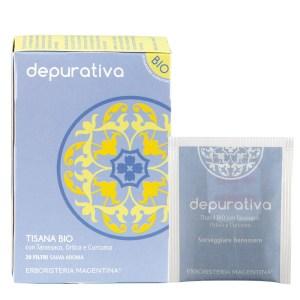 Tisana Bio depurativa