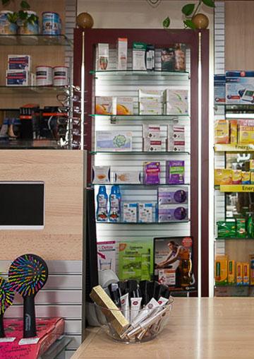 Farmacia Sabater - Arucas - Mostrador
