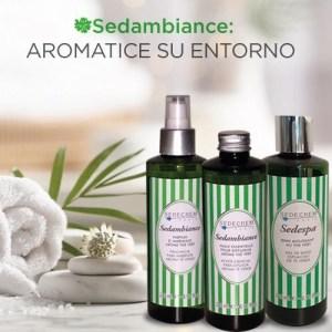 Sedambiance - Aromatice su Entorno