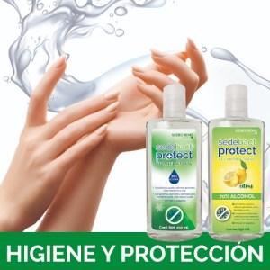 Sedebact Protect - Higiene y Protección