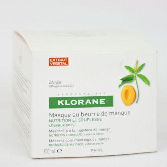Klorane - Mascarilla