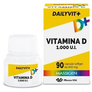 Dailyvit Vitamina D 1000 Ui